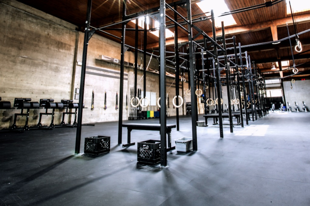 crossfit 604 downtown rogue rig