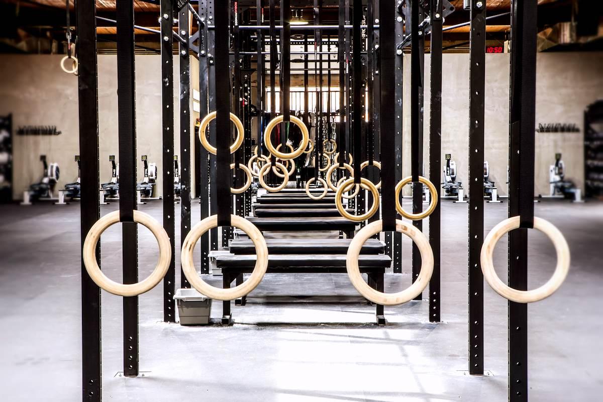 crossfit 604 downtown rings